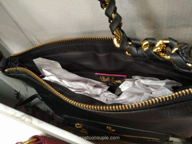 Elliott Lucca Gwen Crossbody Leather Handbag Costco