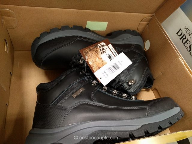 Khombu Men's Leather Boot Costco