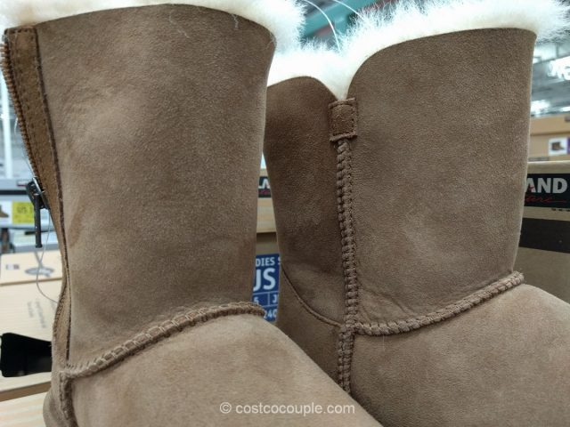 Kirkland Signature Ladies' Shearling Boot (2017) Costco