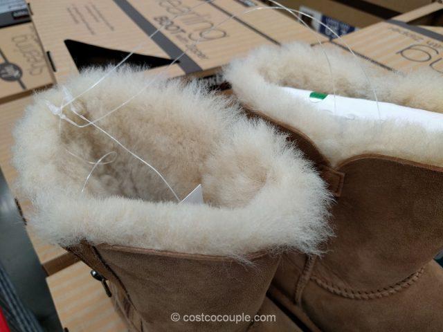 Kirkland Signature Ladies' Shearling Boot (2017) Costco