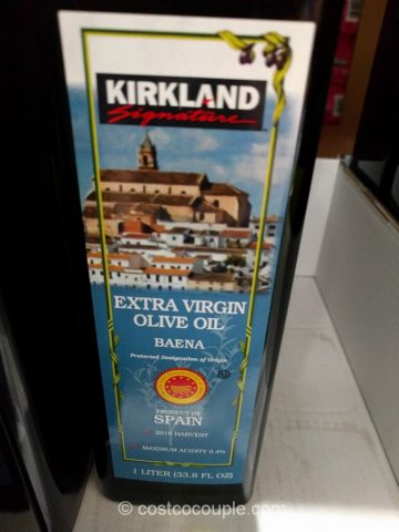 Kirkland Signature PDO Baena Extra Virgin Olive Oil Costco