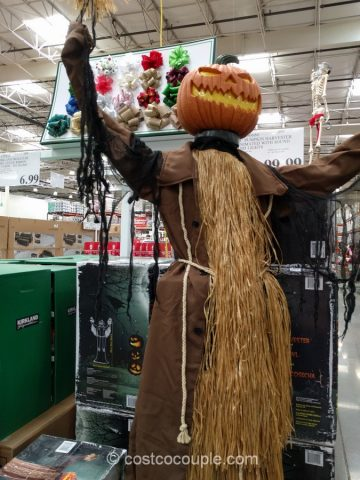 Animated Pumpkin Harvester Costco
