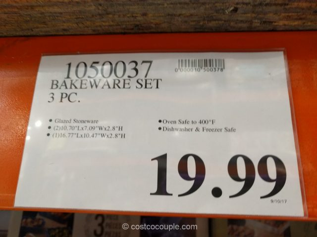 Bakeware Set Costco