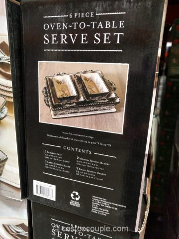 Baum Ceramic Bakeware Set