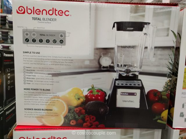 Blendtec Total Blender Costco