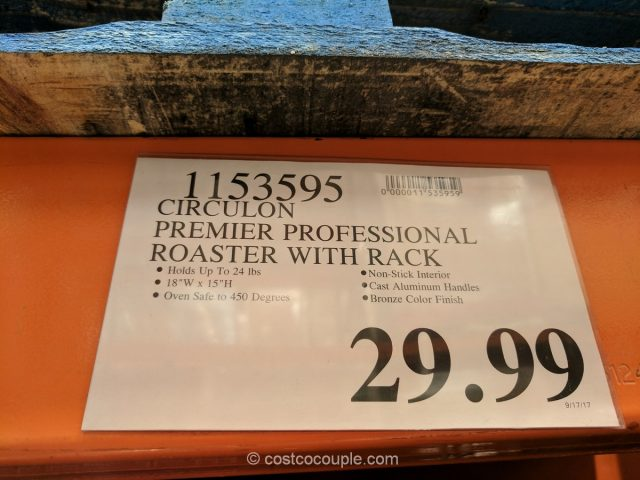 Circulon Premier Professional Roaster