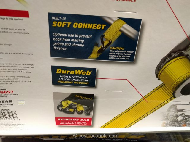 Goodyear Ratchet Tie Downs Costco