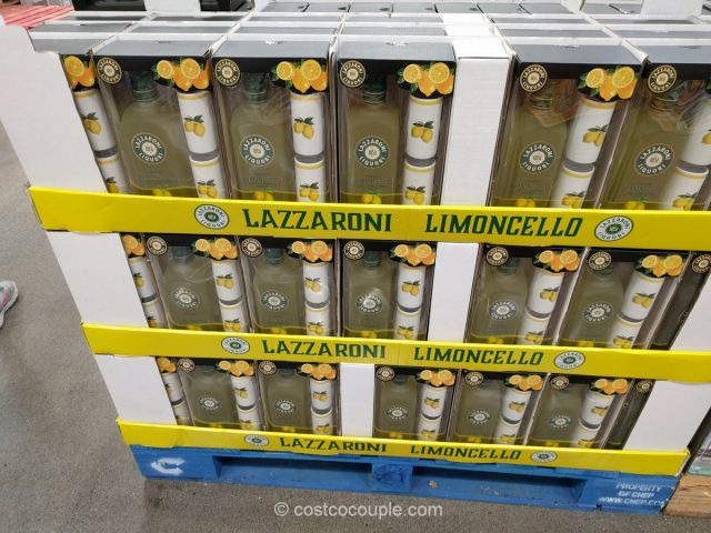 Lazzaroni Limoncello Gift Set Costco