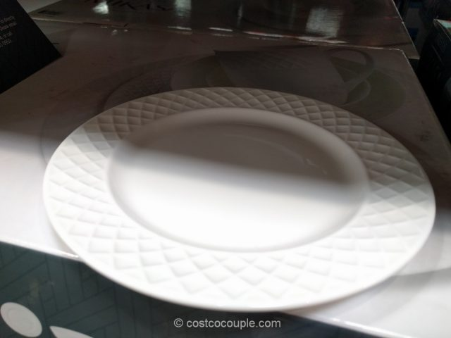 Mikasa Trellis Bone China Set Costco