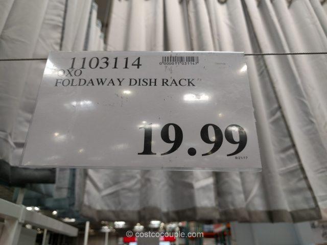 Oxo Foldaway Dish Rack Costco