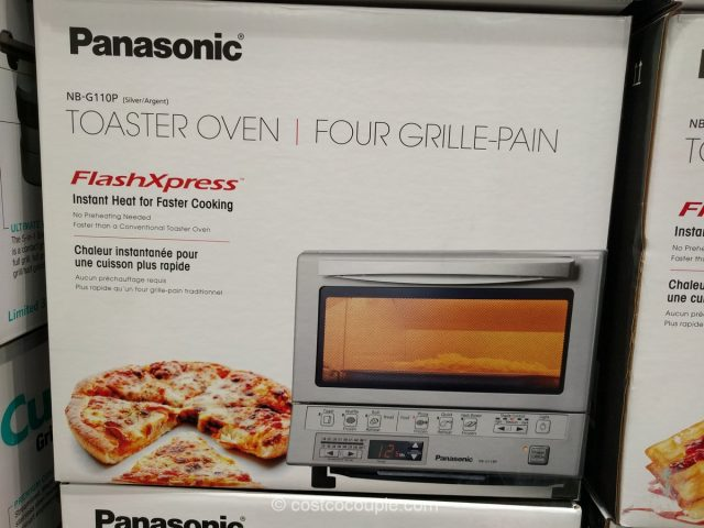 Panasonic FlashXpress Toaster Oven Costco