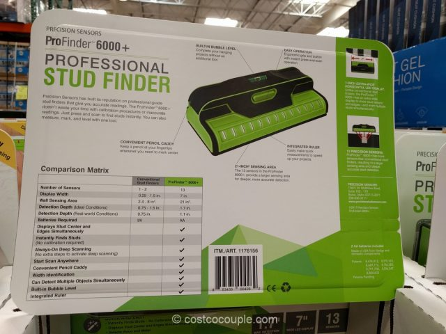 Precision Sensors Professional Stud Finder