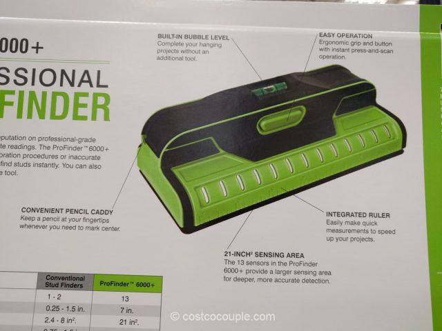 Precision Sensors Professional Stud Finder Costco