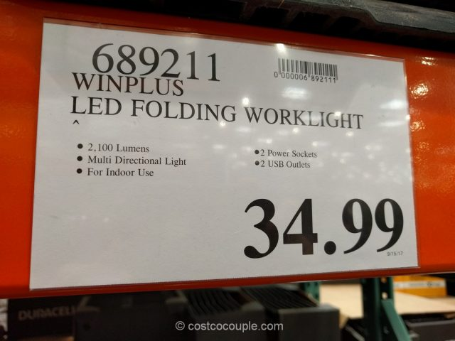 Winplus Led Folding Worklight