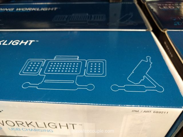 Winplus LED Folding Worklight Costco
