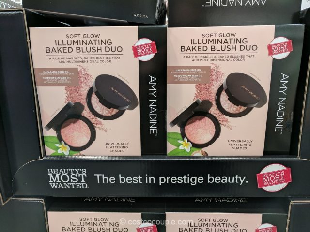 Amy Nadine Baked Blush Duo Costco