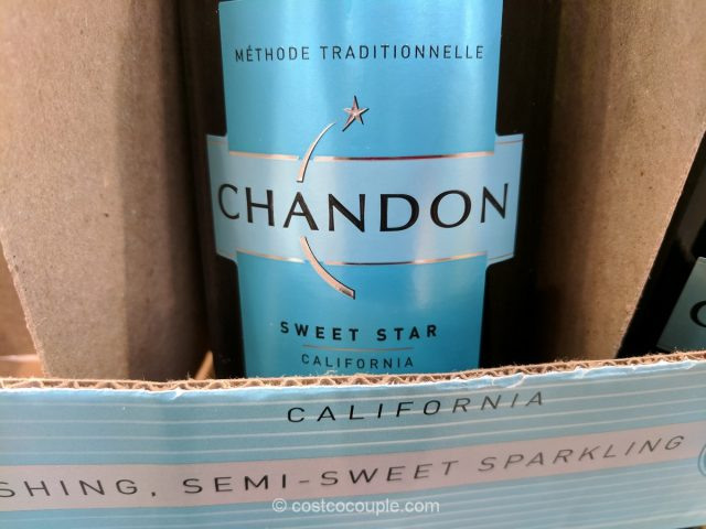 Chandon Sweet Star Sparkling Wine Costco