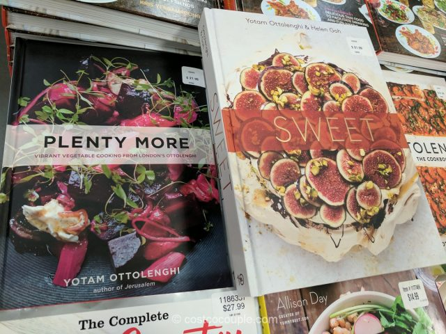 Cookbooks Costco