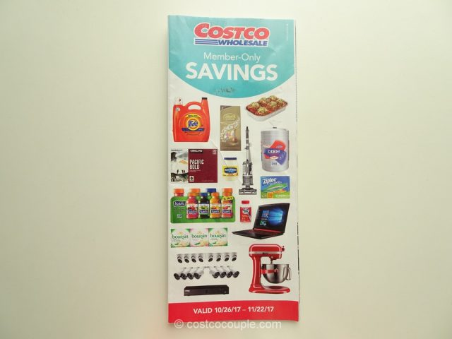 Costco November 2017 Coupon Book 10/26/17 to 11/22/17