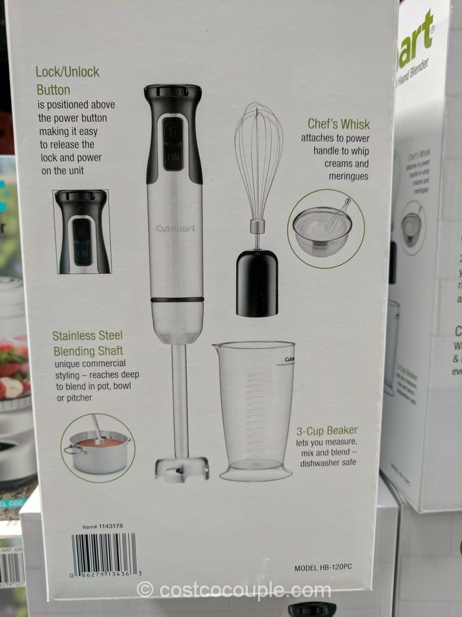 Cuisinart Smart Stick Hand Blender
