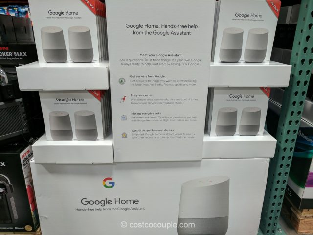 Google Home Costco