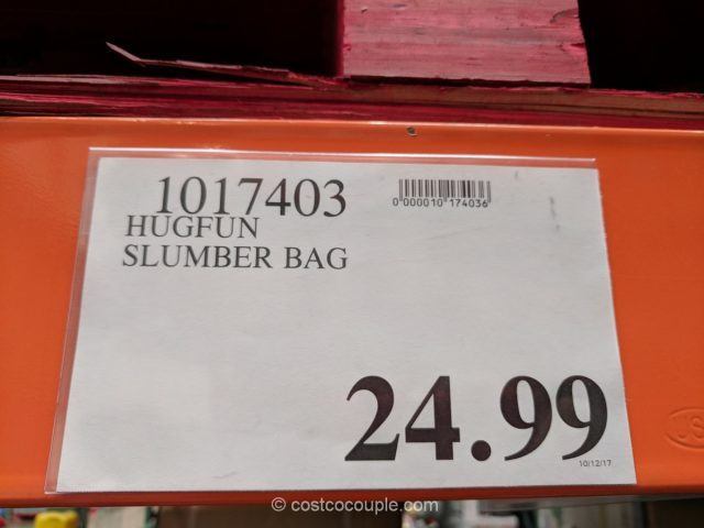 Hugfun Slumber Bag Costco