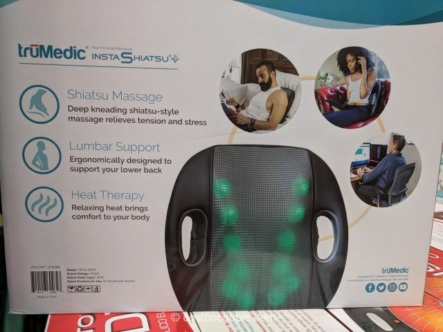 Trumedics Lower Back Massager Costco