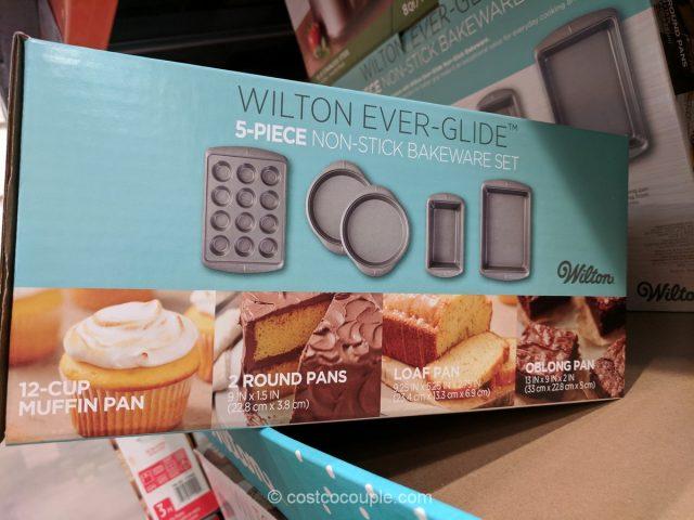 Wilton Ever Glide Non Stick Bakeware Set