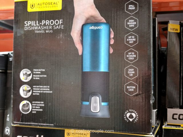 Contigo Autoseal Thermal Travel Mug Costco