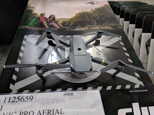 DJI Mavic Pro Aerial Camera Costco