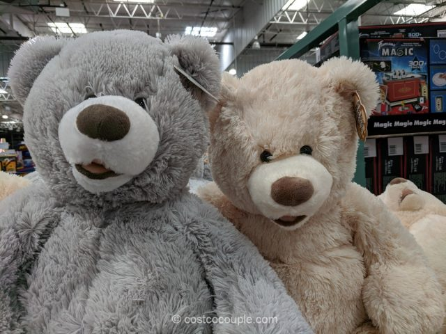Hugfun 25-Inch Plush Bear Costco