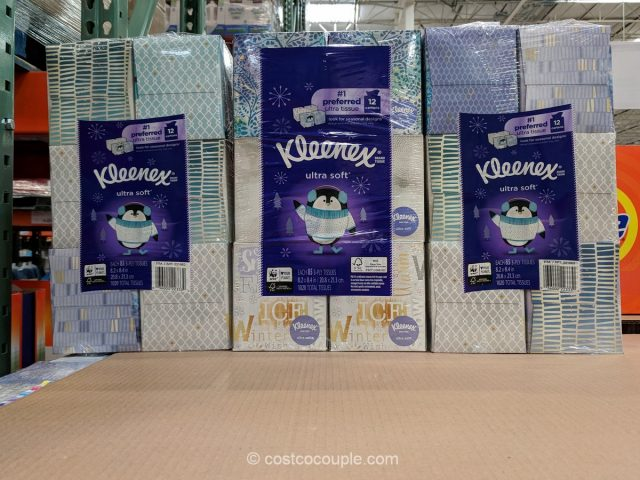 Kleenex Facial Tissue Costco