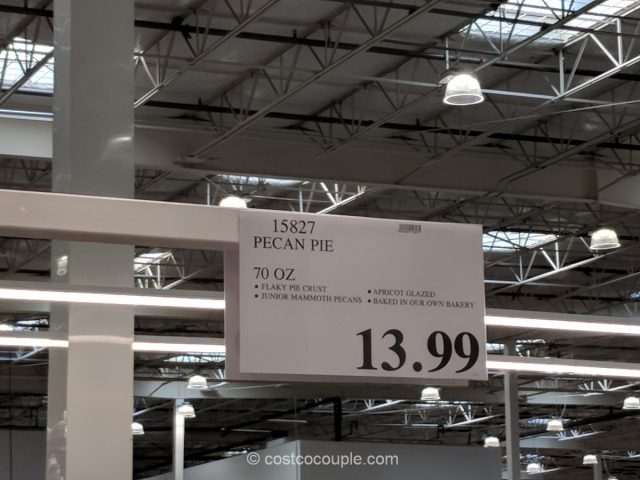 Pecan Pie Costco