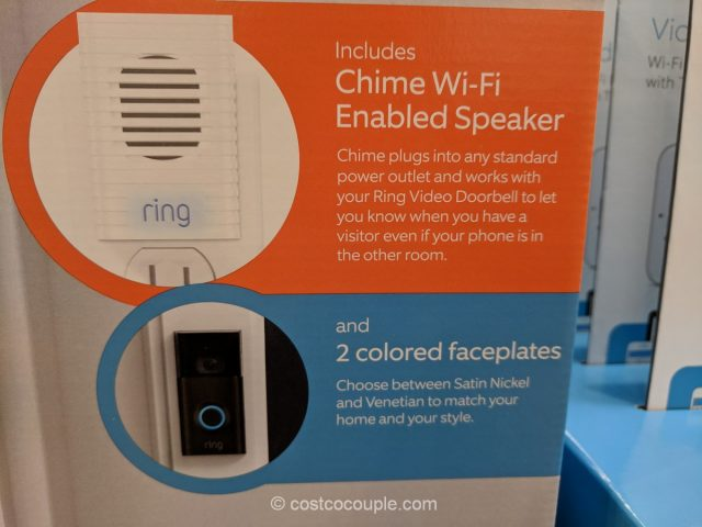 Ring Video Doorbell 2 Costco