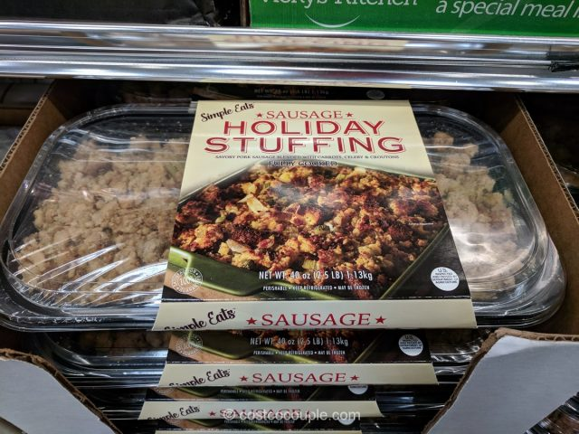 Simple Eats Holiday Stuffing Costco