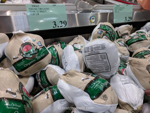Sweetwater Creek Free Range Organic Turkey Costco 1