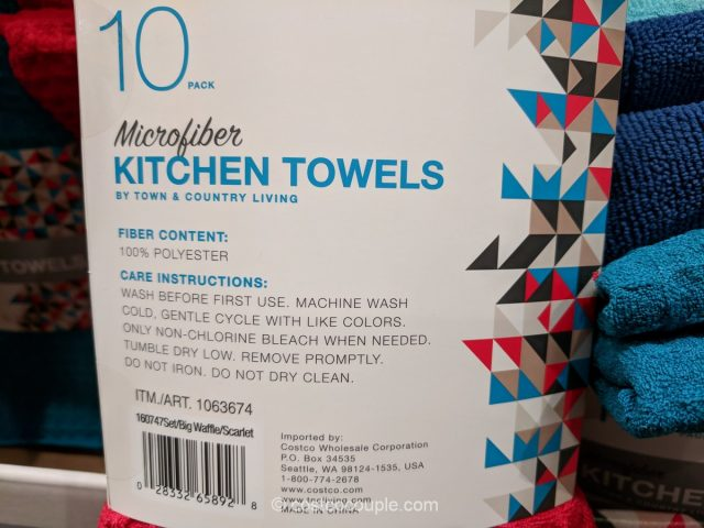 Country Living Kitchen Towels
