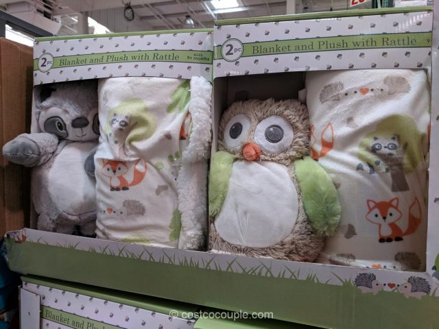 Blankets and Beyond 2-Piece Set Costco