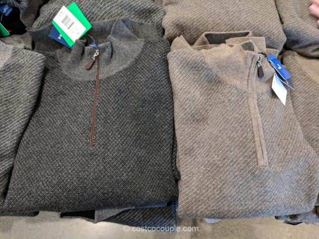 Brookmore Mens Cashmere Sweater Costco