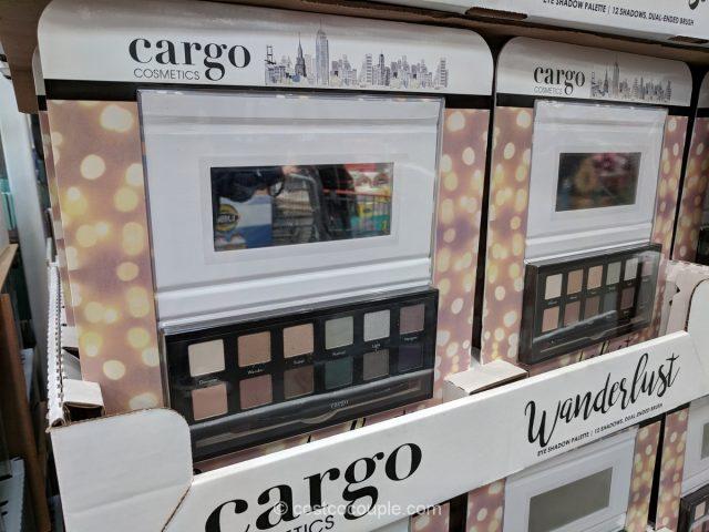 Cargo Cosmetics Wanderlust Eye Shadow Palette Costco