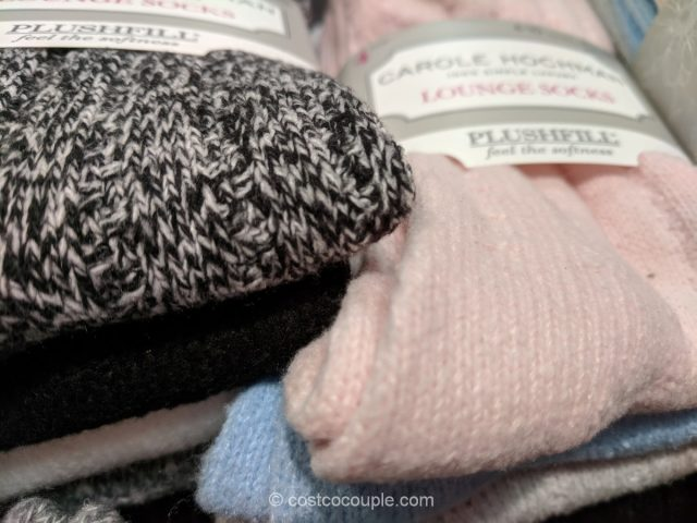 Carole Hochman Ladies Lounge Socks
