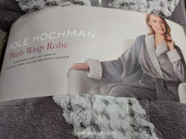 Carole Hochman Plush Robe Costco