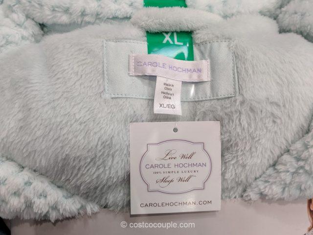 Carole Hochman Plush Robe Costco