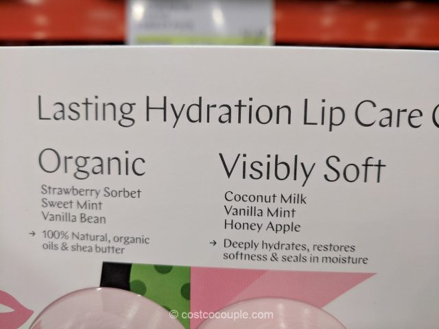 EOS Lip Balm Set Costco