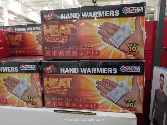 Heat Factory Hand Warmers Costco