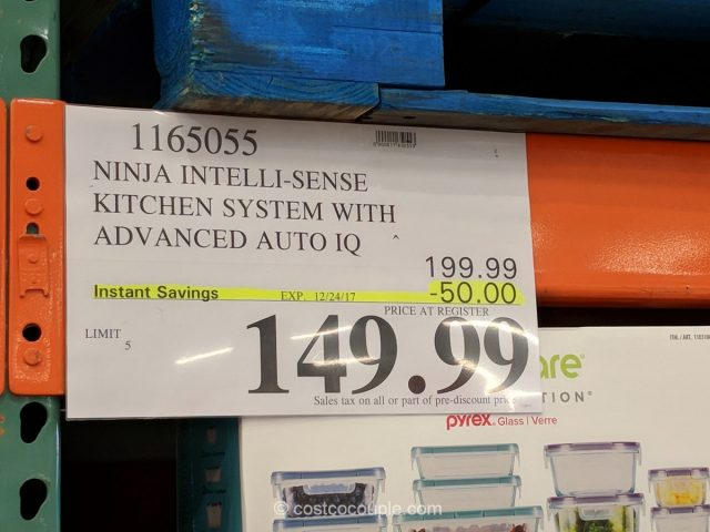 Ninja Intelli-Sense Kitchen System Costco