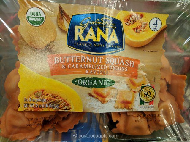 Rana Organic Butternut Squash Ravioli Costco