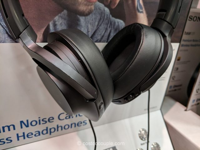 Sony Noise Canceling Bluetooth Headphones Costco