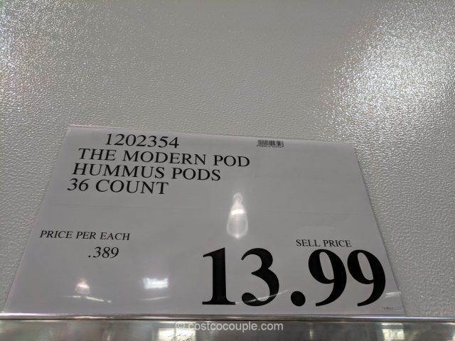 The Modern Pod Hummus Pods Costco