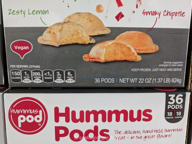 The Modern Pod Hummus Pods